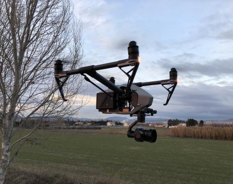Inspire 2 el dron de los drones por RecDron