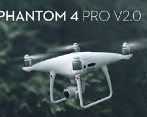 Dron todoterreno de Recdron, Phamton 4 pro V2