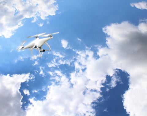 como grabar con drones en granada